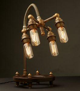 lámparas-steampunk