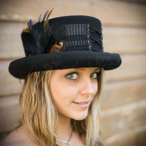 Sombreros Steampunk Mujer de todos los modelos y tamaños para disfraz 8401136001c