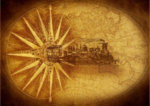 Tienda steampunk en Retiro