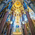 Tienda steampunk en Sagrada Família