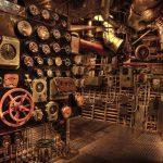 Tienda steampunk en Valencia